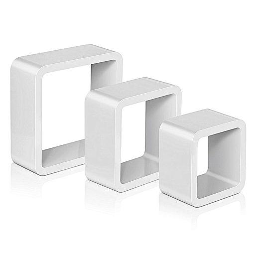 Étagère cube 3 pièce