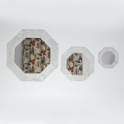 série de 3 Miroirs