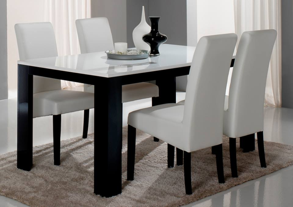 Table A Manger Pas Cher Avec Chaise.Table 4 Chaise Prestige