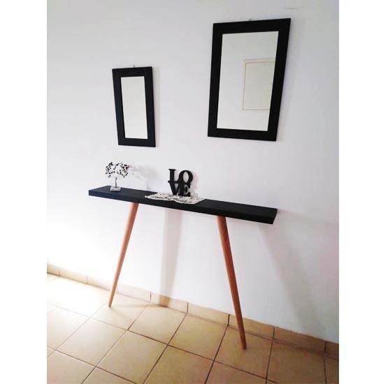 meuble-entrée-miroir-scandinave-tunisie