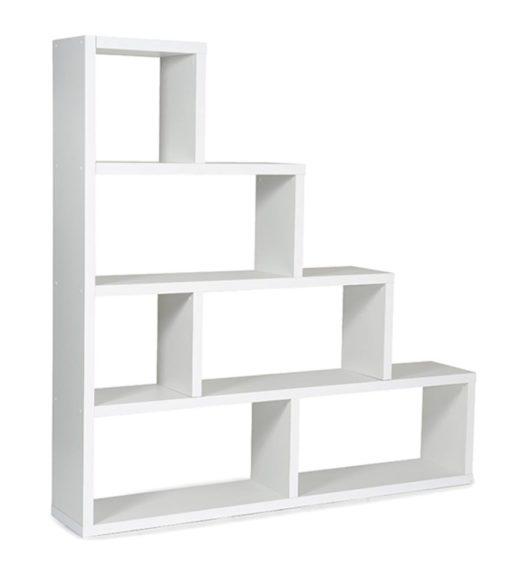 étagère blanc