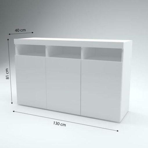 buffet-contemporain-structure-blanc