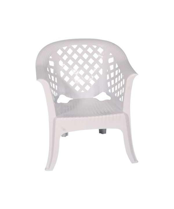 chaise blanc Af15