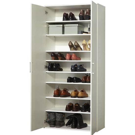 meuble-chaussures-blanc-tunisie