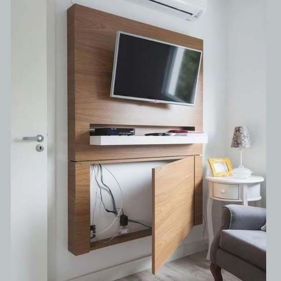 Meuble-tv-moderne-discret