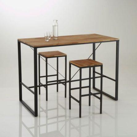 table bar haute