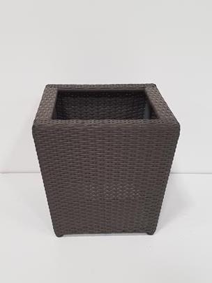 Pot d'intérieur 40X40 H40 cm