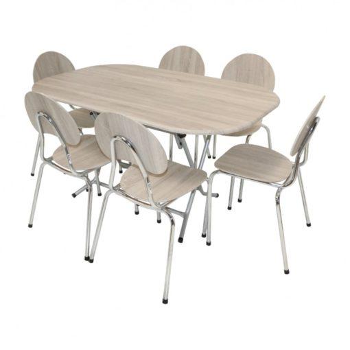 table-pliante-tunisie-ovale