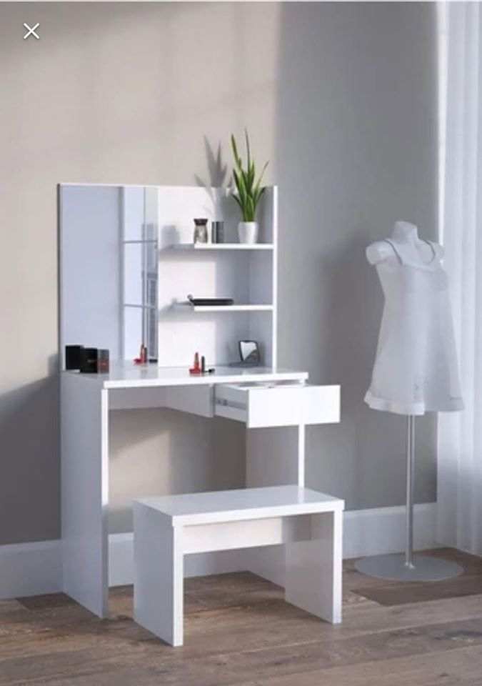 Coiffeuse-chambre-Moderne