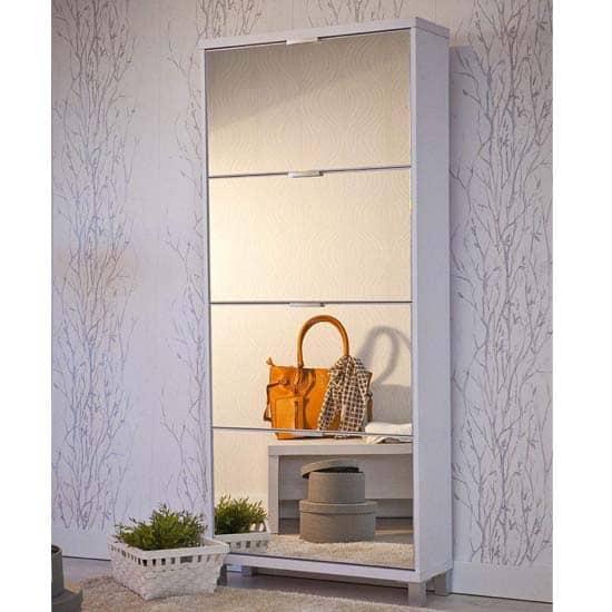 meuble-chaussures-miroir-moderne-portes-abattant