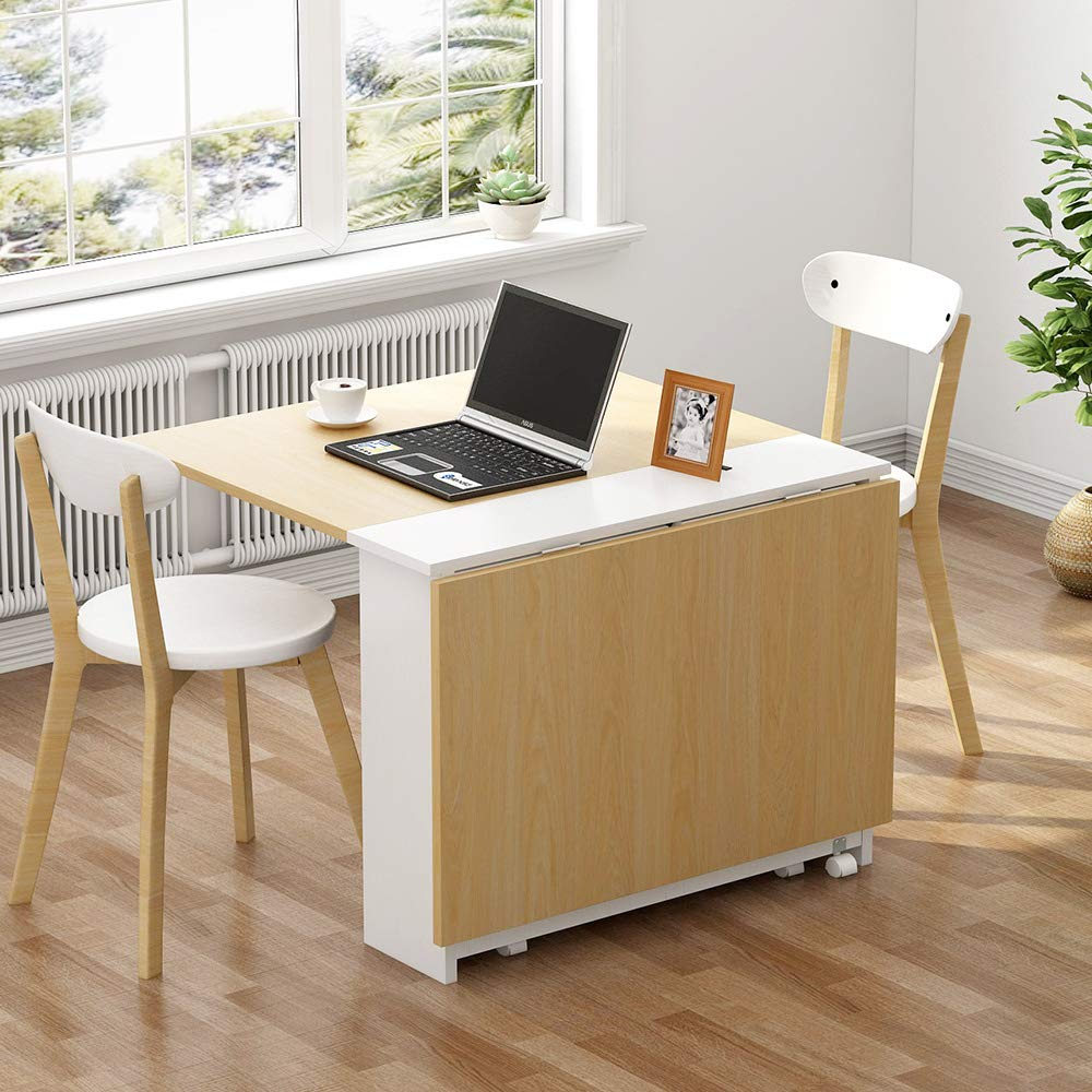 table-bureau-pliable-moderne