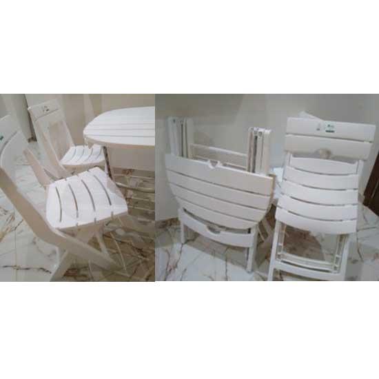 table-4-chaises-pliantes-tunisie-plastique