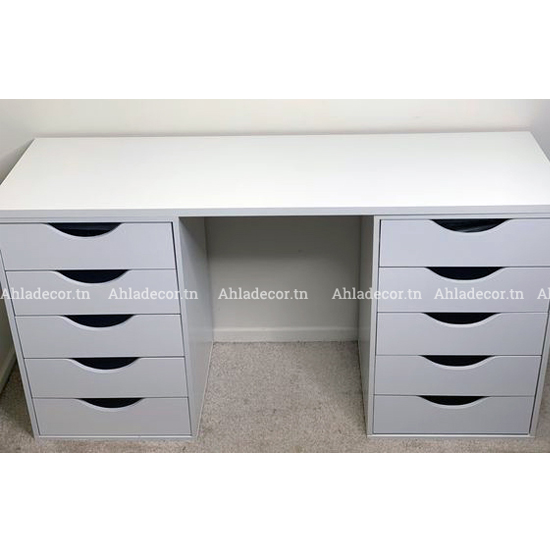 commode-10-tiroirs-tunisie-moderne-coiffeuse-maquillage