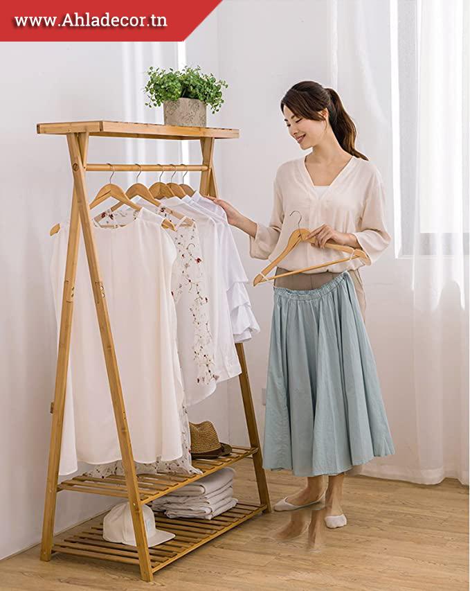 porte-vêtement-moderne-tunisie-boutique-chambre
