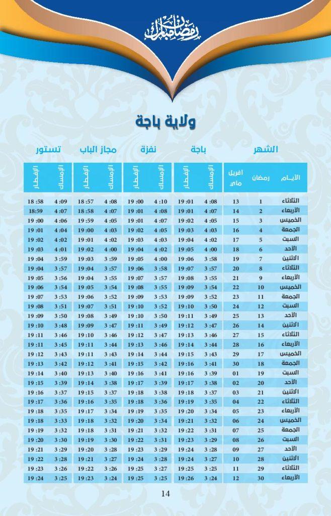 امسكيات-رمضان-2021-باجة