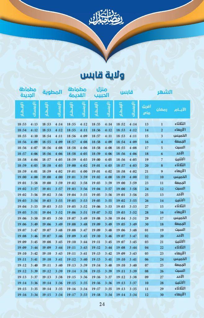 امسكيات-رمضان-2021-قابس