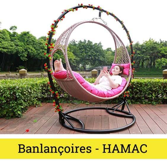 BALANÇOIRES - HAMAC