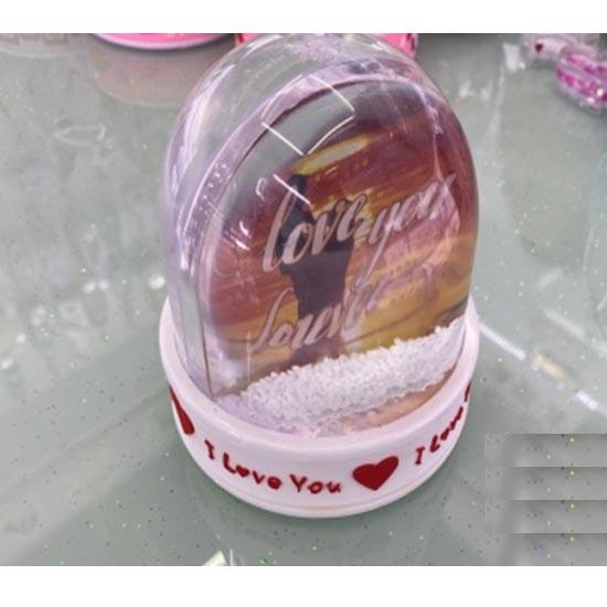 boule-de-neige-personnaliser-love-you