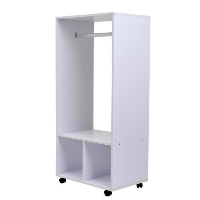 armoire-a-vêtements-penderie-rangement-tunisie