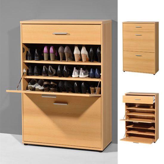 meuble-chaussures-2-portes-abattant