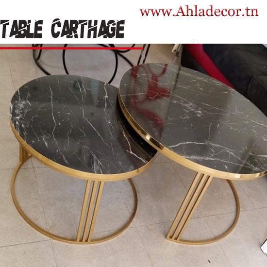 table-basse-moderne-effet-marbre-tunisie