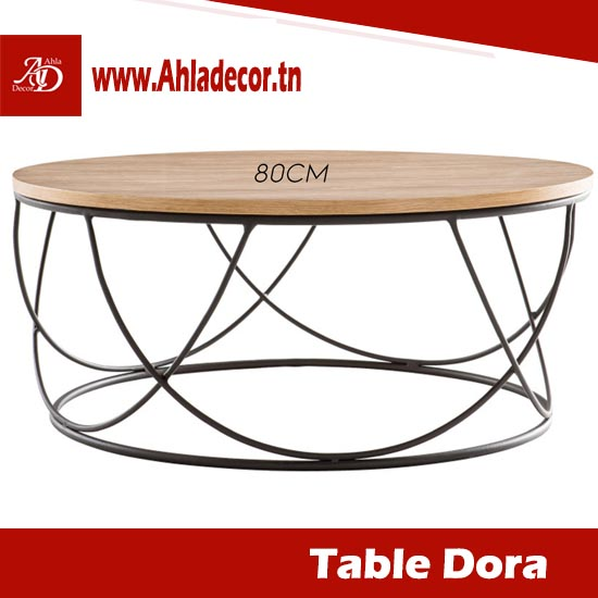 table-salon-moderne-dora-tunisie