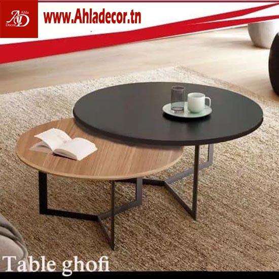 ensemble-table-basse-pour-salon-bois-acier-ghofi